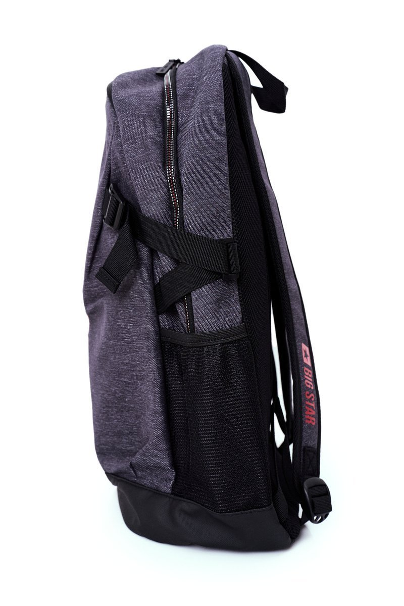 Backpack Big Star HH574191 Dark Grey