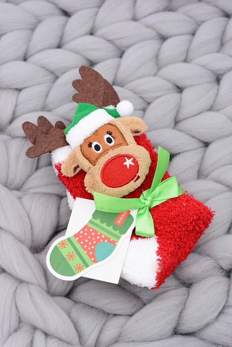 Christmas Socks for Children Soxo Reindeer