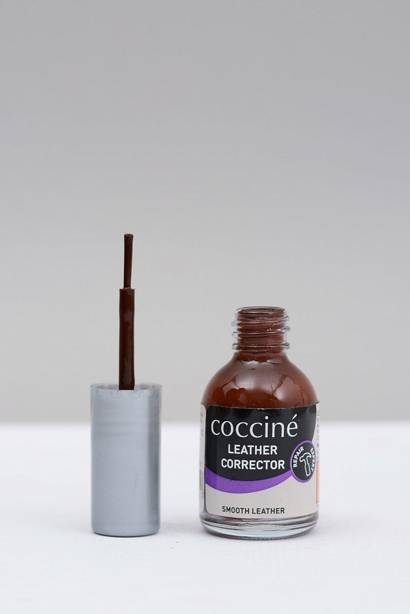 Coccine Retuszer do Skór Licowych Leather Corrector Bordowy