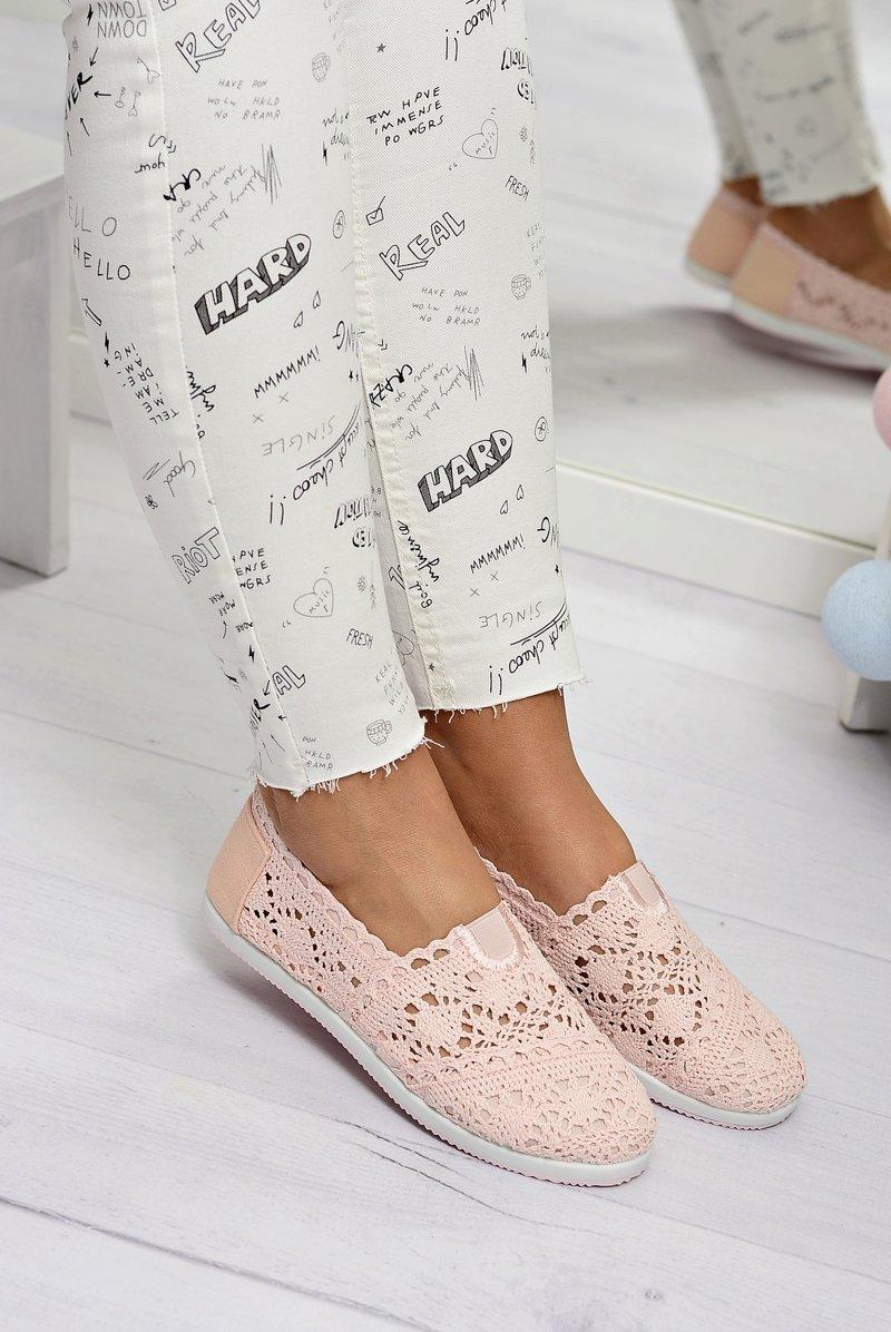 Lace Women's Ballerina Little Sugar Powder Pink