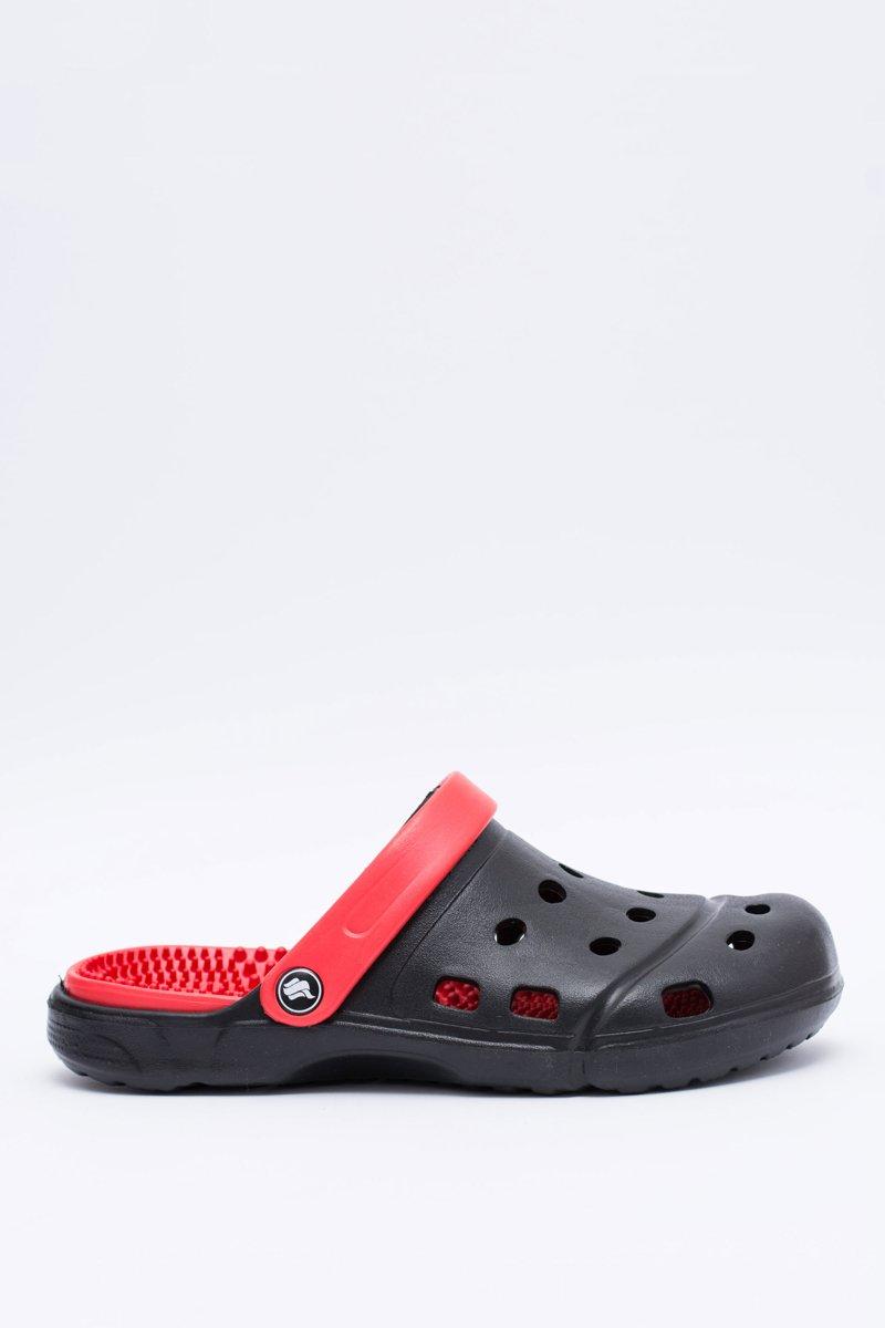 Men's Slides Garden Kroks EVA Black