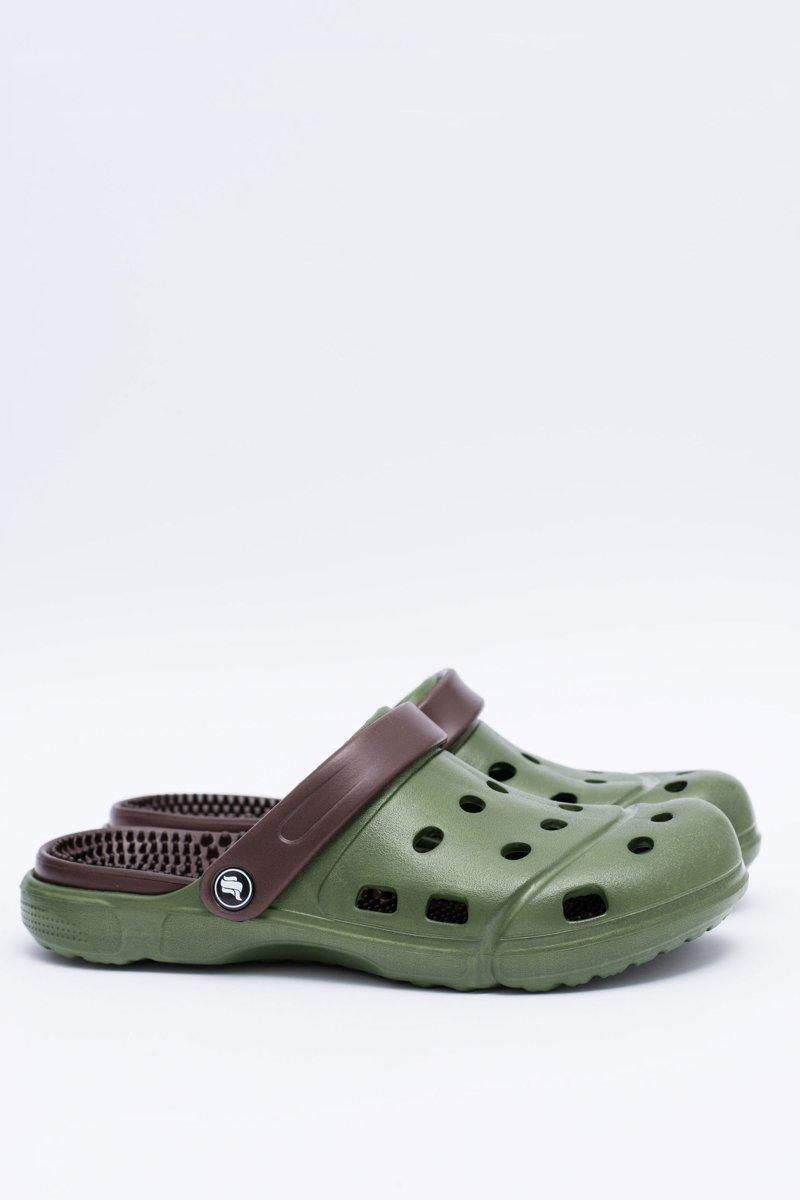 Men's Slides Garden Kroks EVA Green