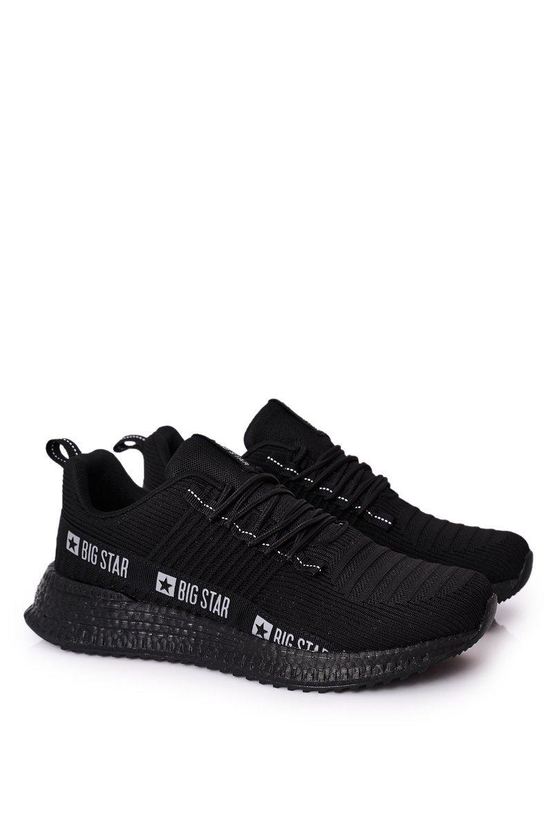 Men's Sport Shoes Big Star HH174269 Black