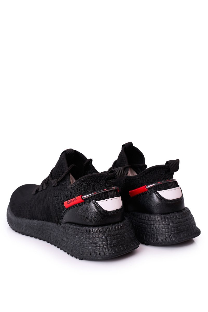 Men's Sport Shoes Big Star HH174273 Black