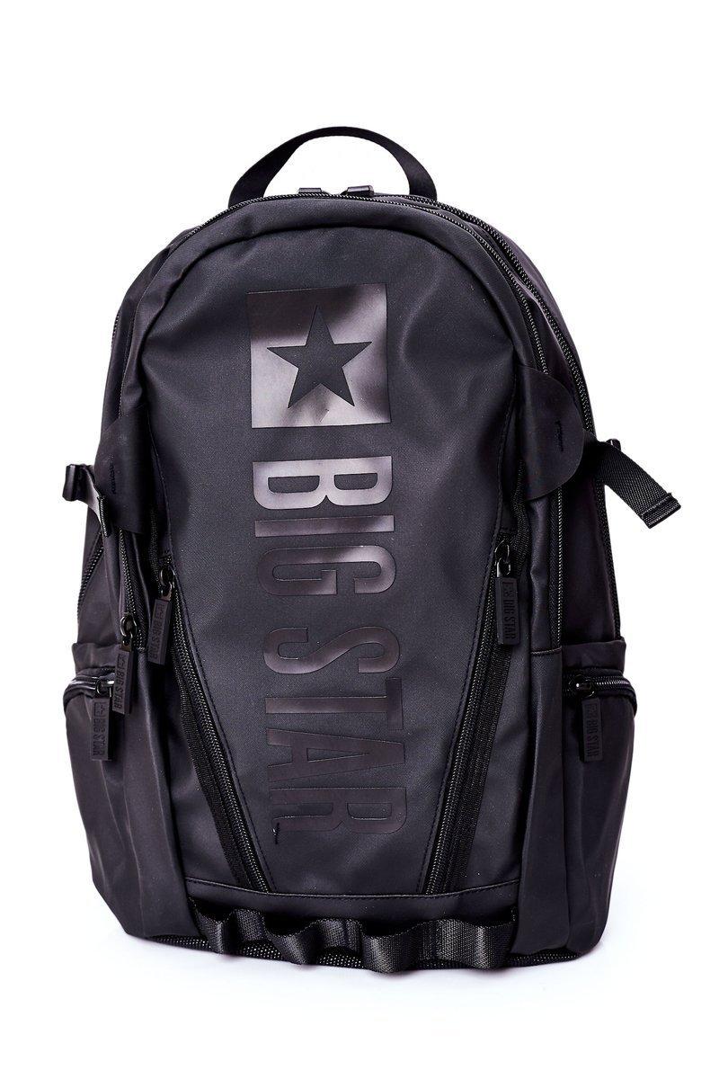Travel Backpack Big Star HH574180 Black