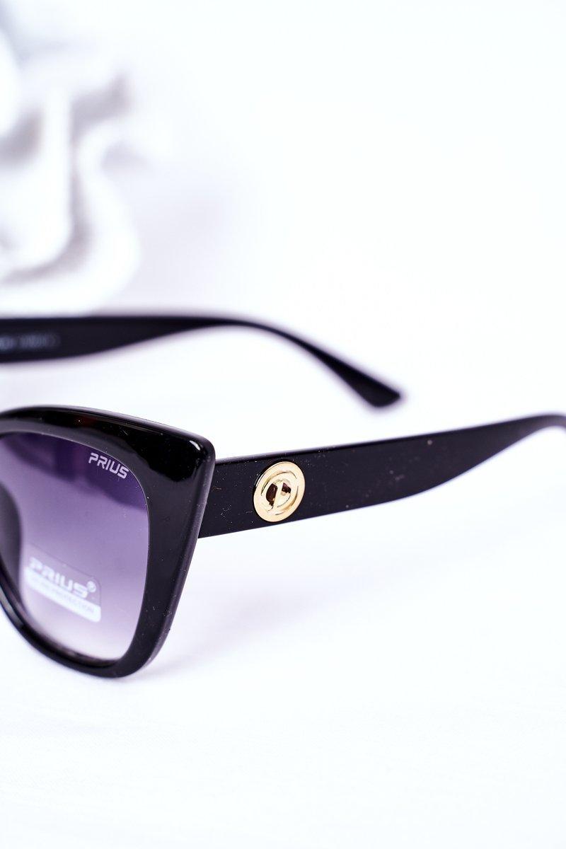 Women's Cat Eye Sunglasses Black Ombre