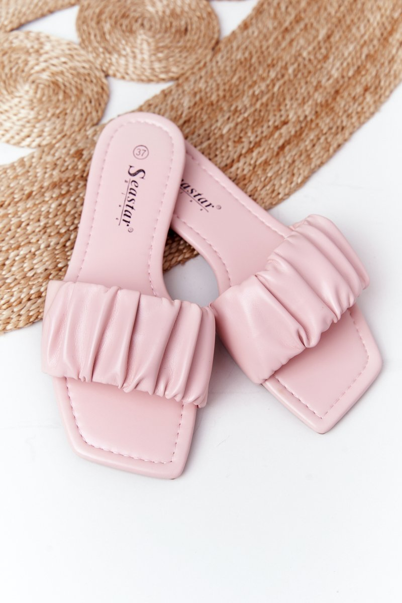 Women's Classic Slippers Pink Looking Good