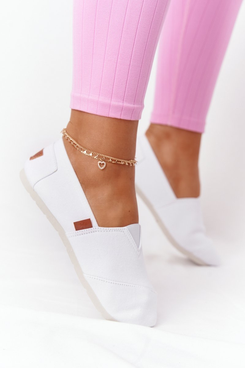 Women's Espadrilles White After Hours