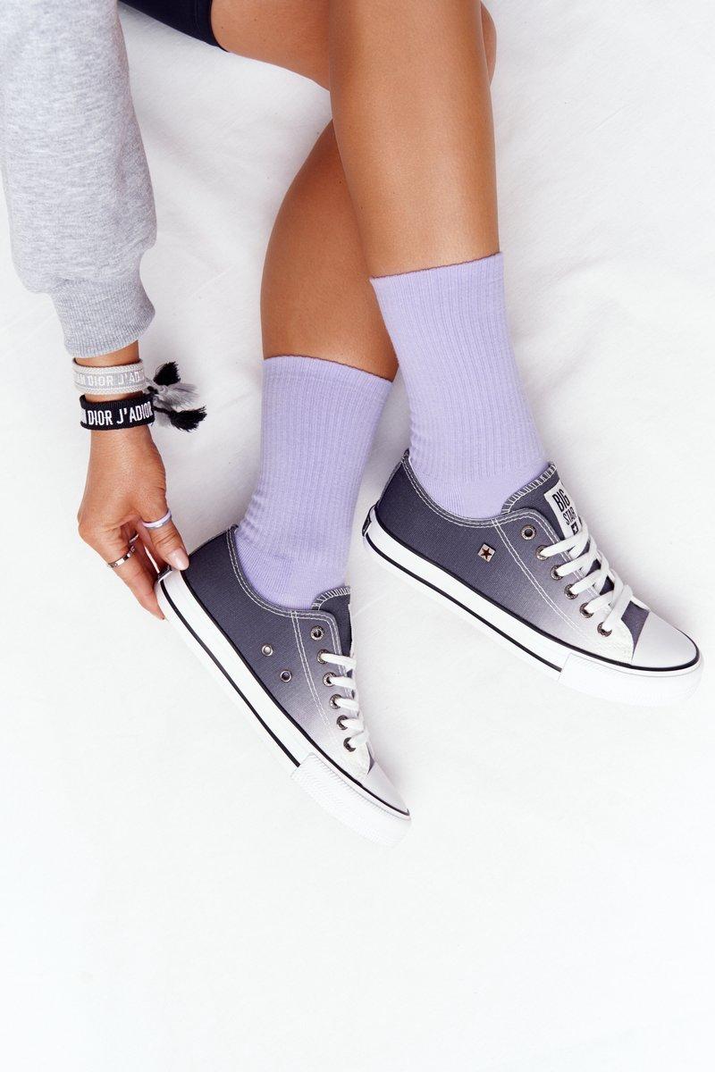 Women's Sneakers BIG STAR HH274128 Ombre Black