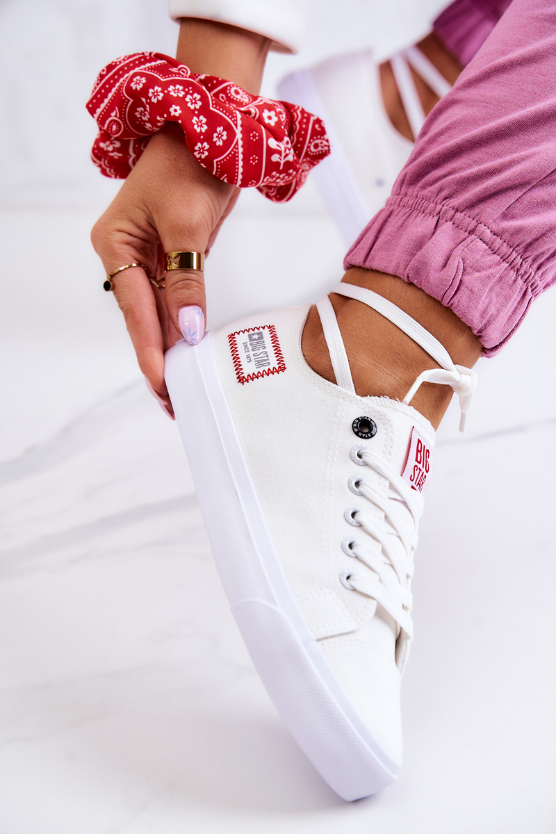 Women's Sneakers BIG STAR HH274131 White