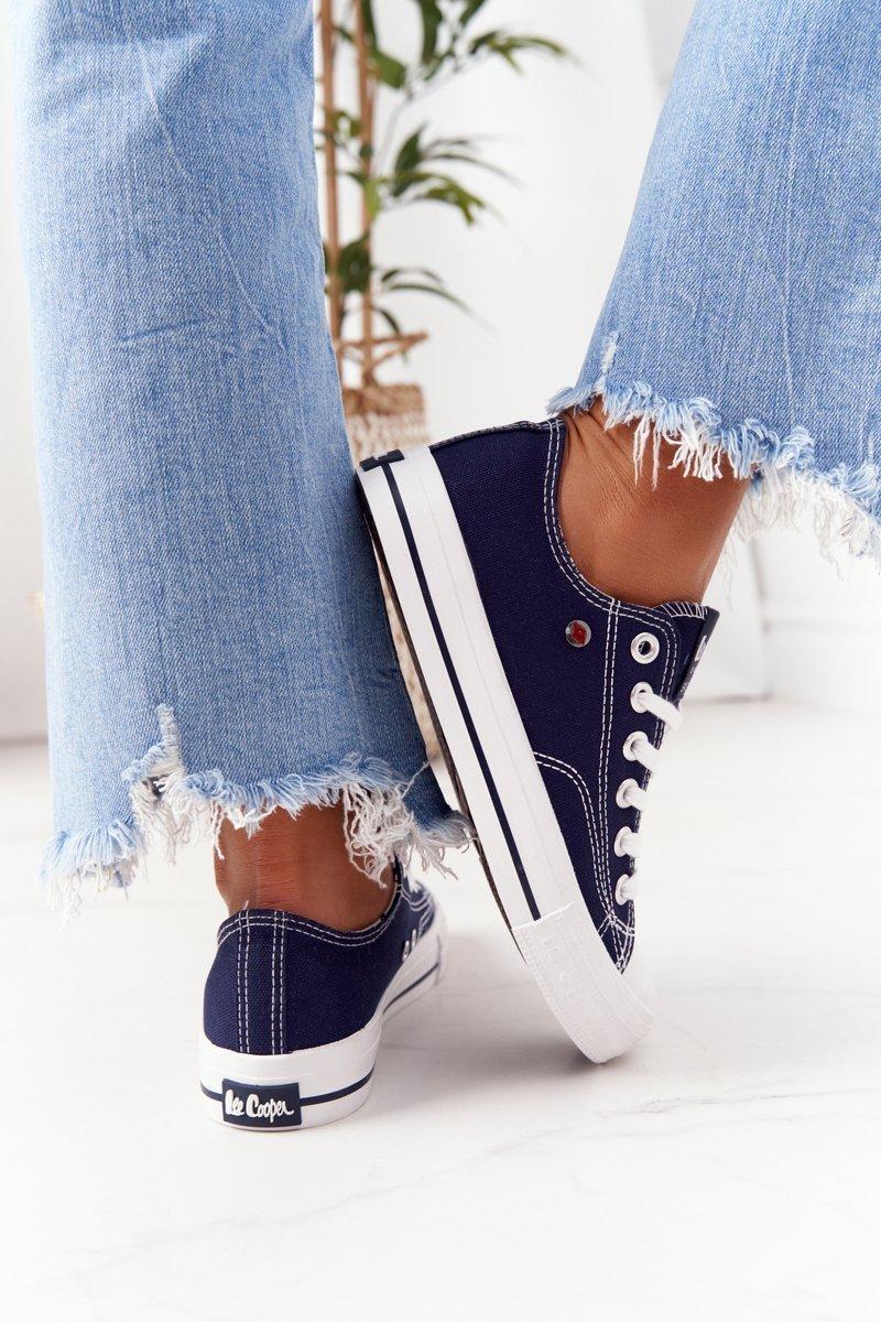 Women's Sneakers Lee Cooper LCW-21-31-0095L Navy