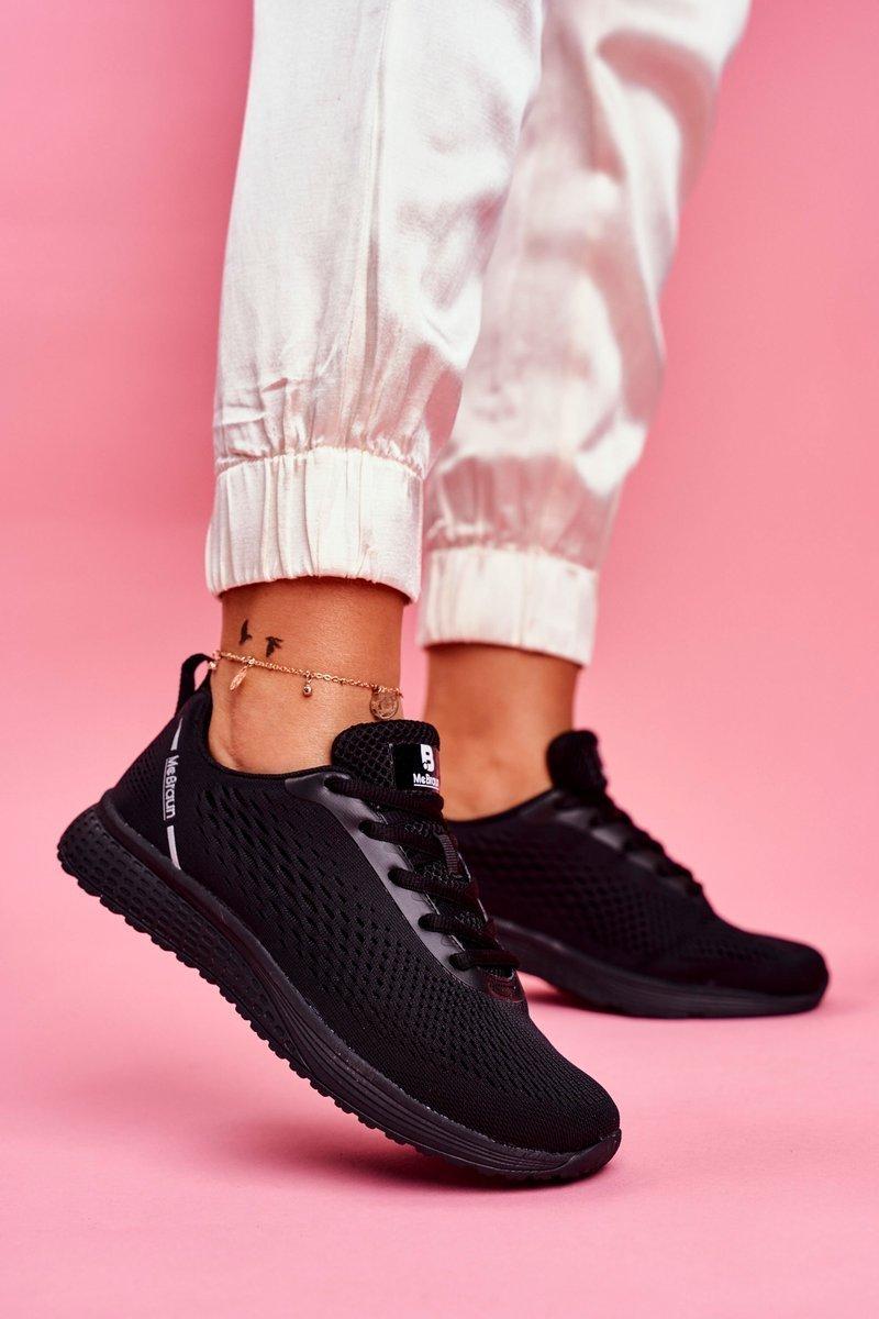 Women's Sport Shoes Comfort Foam Black Faster