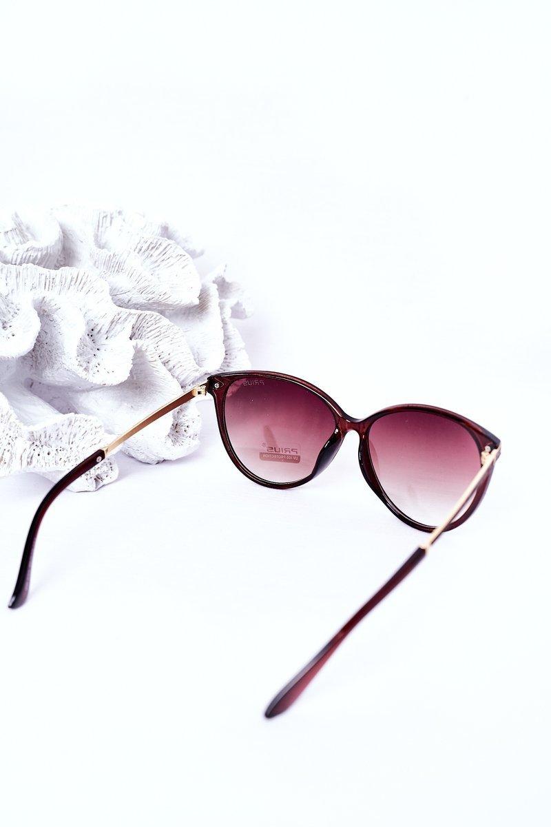 Women's Sunglasses Brown Ombre