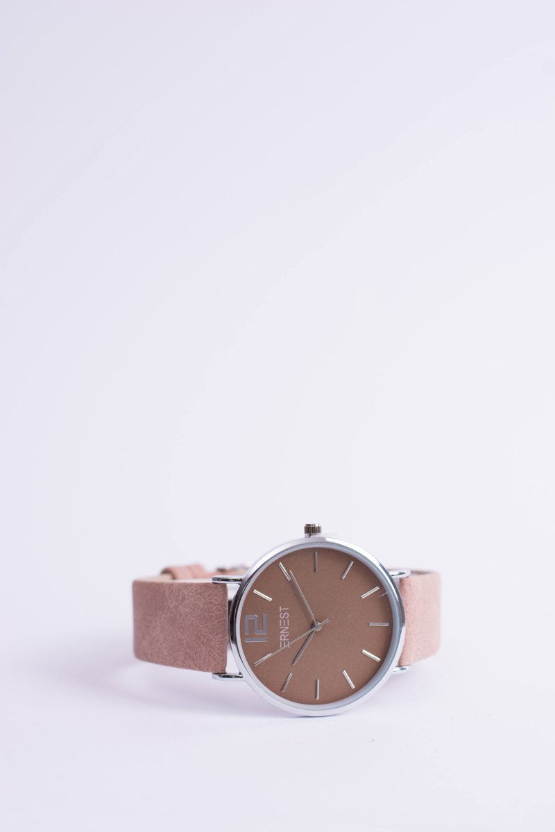 Women's Watch Ernest Claire Brown