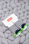 Baby Socks with Rattle Soxo Turtle