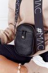 Small Women's Waist Sachet Cross Bag Amsterdam Black
