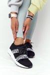 Women's Sneakers Memory Foam Big Star HH274359 Black